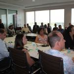 Attendees at Lunch & Learn event 9-17-2014.
