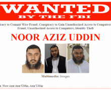 FBI catches phone hacker Noor Aziz Uddin