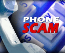 IRS Phone Call Scam
