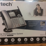 VTech Small Business Phone System main unit box